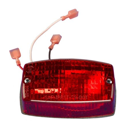 Golf Cart 610416 Tail Light Assembly, SVC Only By