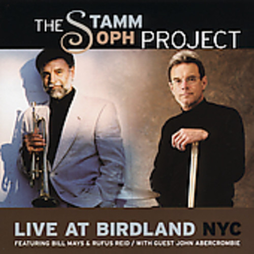 Stamm/Soph - Stamm/Soph Project Live at Birdland [CD]