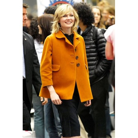 Kirsten Dunst Halloween (Kirsten Dunst At Talk Show Appearance For Spider-Man Week In Nyc Kicks Off On Nbc Today Show Rockefeller Center New York Ny April 30 2007 Photo By Ray TamarraEverett Collection)