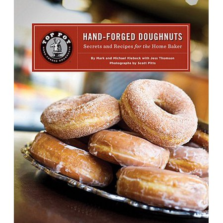 Top Pot Hand-Forged Doughnuts : Secrets and Recipes for the Home Baker - Chocolate Cake Donut Recipe
