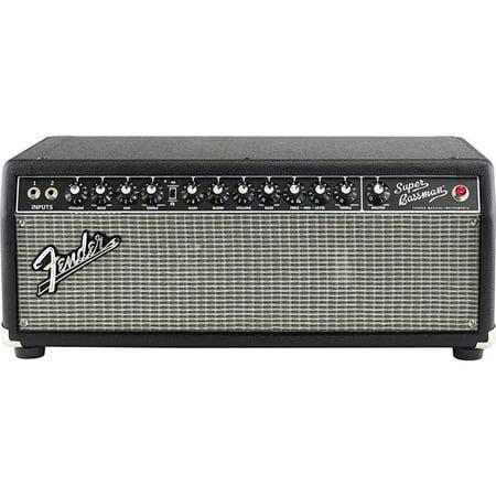 fender super bassman hd 120v guitar amplifier
