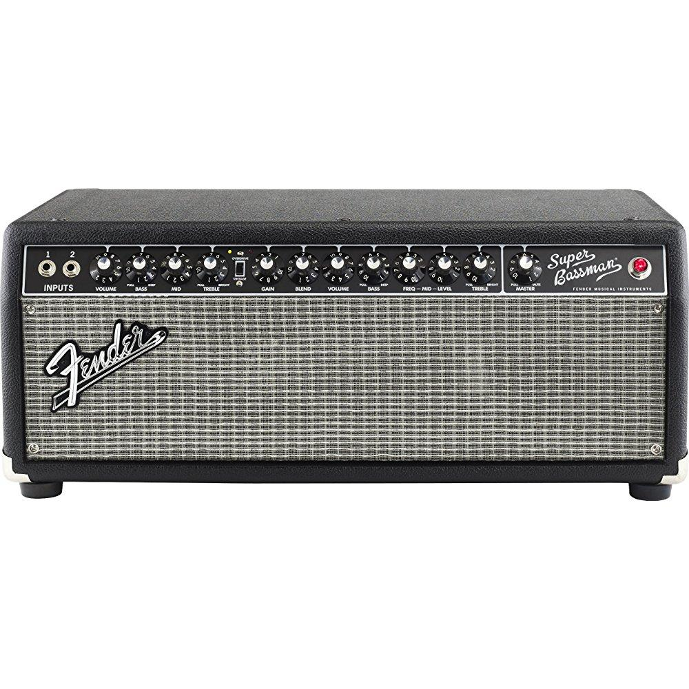 fender super bassman hd 120v guitar amplifier