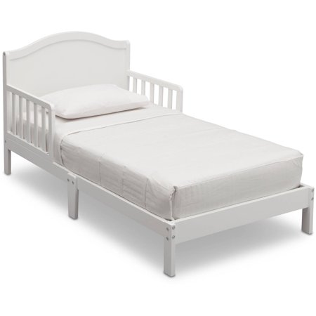 Classic Toddler Bed (Delta Children Baker Toddler Bed, Multiple Colors )