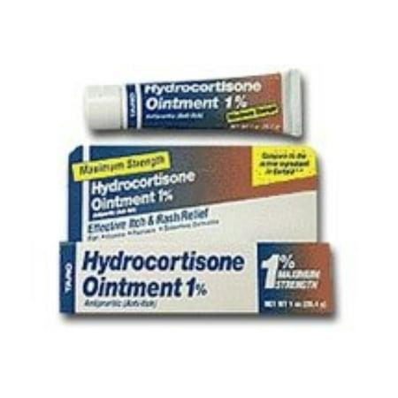 MCKESSON Itch Relief 0.01 Ointment 1 oz. (#1472919, Sold Per Piece) Itch Relief Ointment
