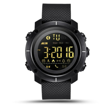 Fitness LEMFO LF19 Smart Watch Waterproof Men Women Wearable Devices Smartwatch Sports Pedometer Alarm Reminder for IOS Android