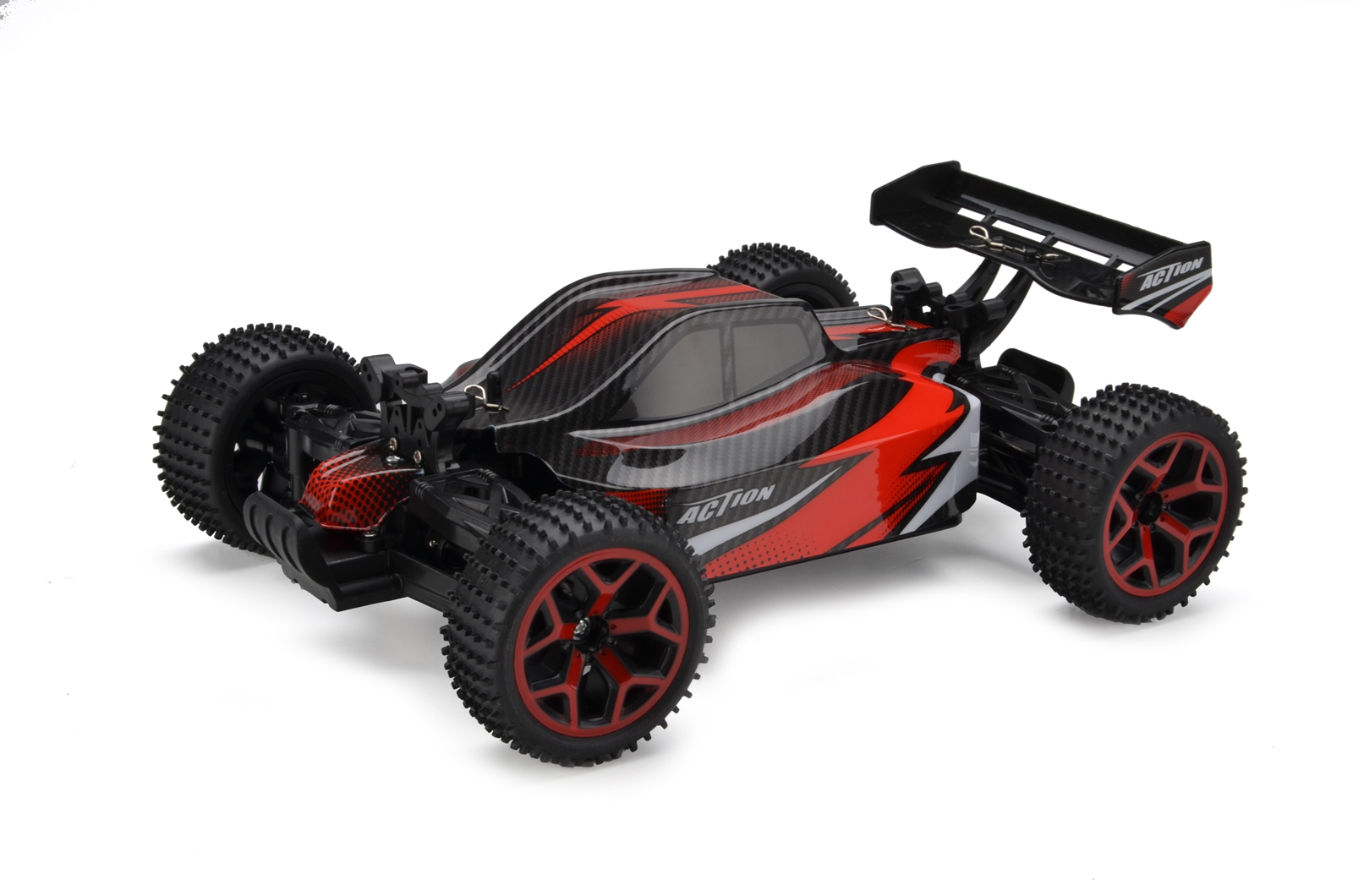 1 18 Scale Electric RC Racing Car Off Road Truck 2.4Ghz 4WD Extreme Speed Buggy by ZhenCheng