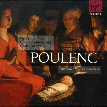 POULENC: CHORAL MUSIC Popular Choral Music