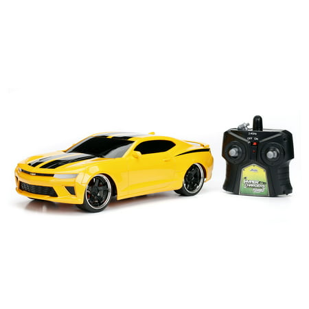 Jada Toys - Hyperchargers 1:16 Big Time Muscle RC, 2016 Chevy Camaro