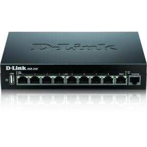 Dsr 250 Firewall Vpn Rj45 8Lan 1Wan Usb