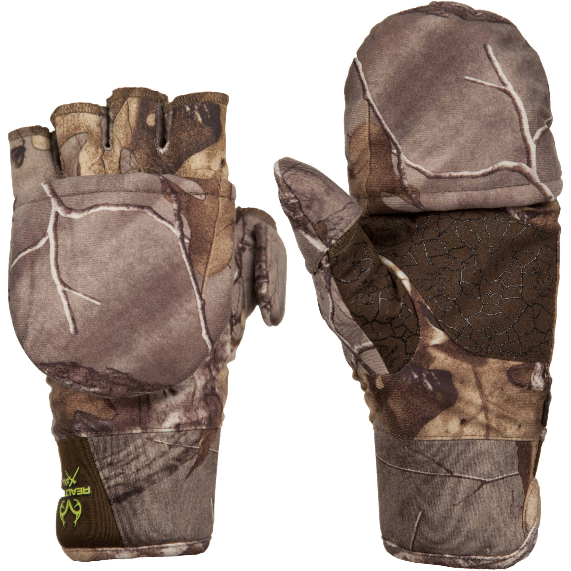 Realtree Xtra Youth Pop-Top Gloves