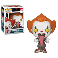 Funko POP! Movies: IT: Chapter 2 - Pennywise (Funhouse)