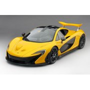 2013 Mclaren P1 Volcano Yellow Limited to 300pcs 1/12 Model Car by True Scale Miniatures