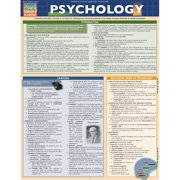 BarCharts 9781423219620 Psychology Quickstudy Easel