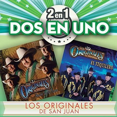 Los Originales De San Juan - 2EN1 Dos en Uno (CD) (Los Gaiteros De San Jacinto Dub De Gaita)