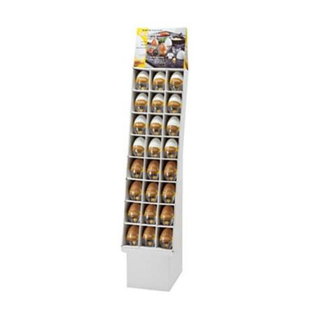 Egg Scrambler Floor Display, Assorted - 24 per - Pack Floor Display