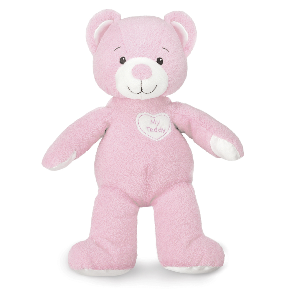 Healthy Baby: Asthma and Allergy My Teddy Bear, Pink by