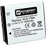 Kodak PlaySport Zx3 Camcorder Battery Lithium-Ion (1050 mAh) - Replacement for Kodak KLIC-7004 Battery