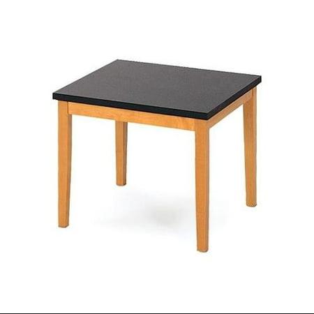 Corner table lenox mahogany - Corner table walmart ...