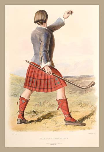 Scottish vintage art reproduction by Buyenlarge One of many rare and wonderful images brought forward in time I hope they bring you pleasure each and every time you look at them Poster