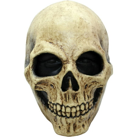 Bone Skull Latex Mask Adult Halloween (Bones Skull Mask)