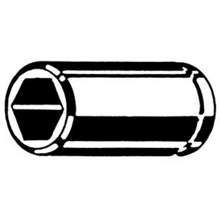 "Atd Tools ATD-124518 3/8"" Drive 6-point Deep Metric Socket - 10mm"