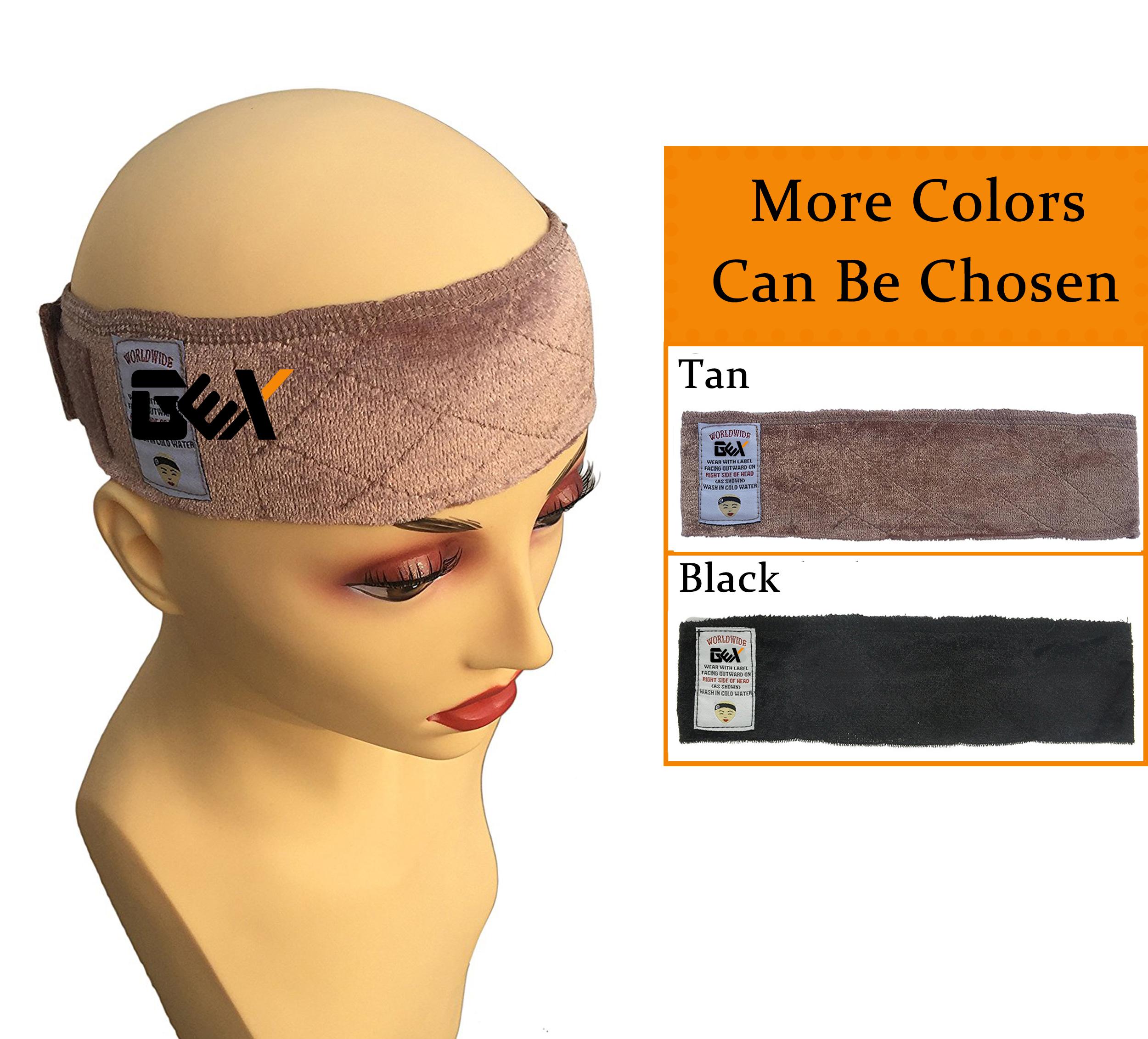 Gex Women S Wig Grip Adjustable Elastic Comfort Headband
