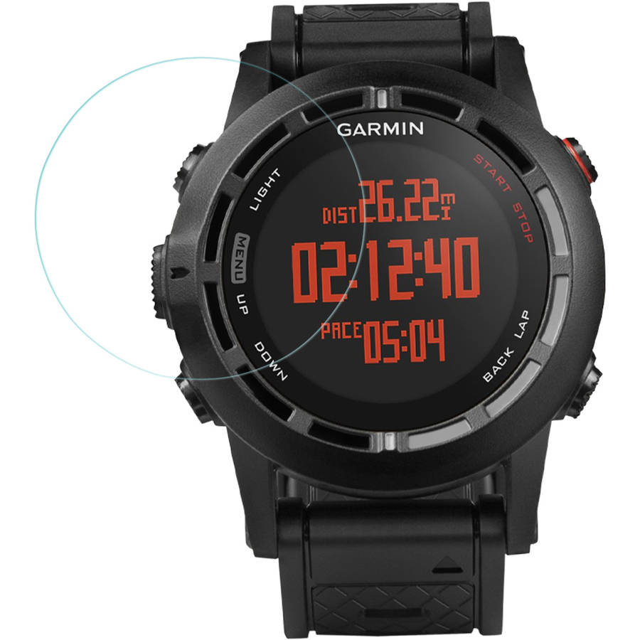 BoxWave ClearTouch Glass 9H Tempered Glass Screen Protection for Garmin Fenix 2