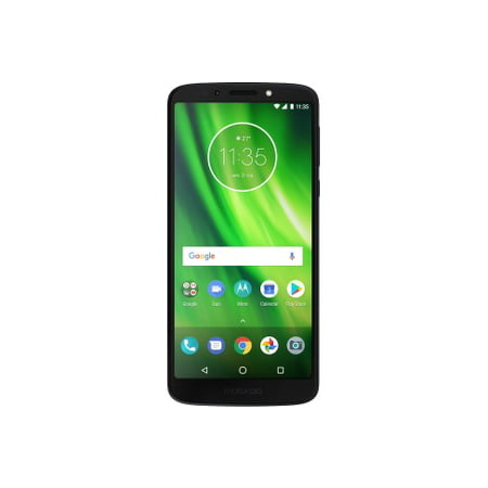 Motorola Moto G6 Play 32GB Unlocked Smartphone Deep Indigo](unlocked android cell phone deals)