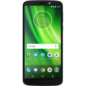 Motorola Moto G6 Play 32GB Unlocked Smartphone Deep