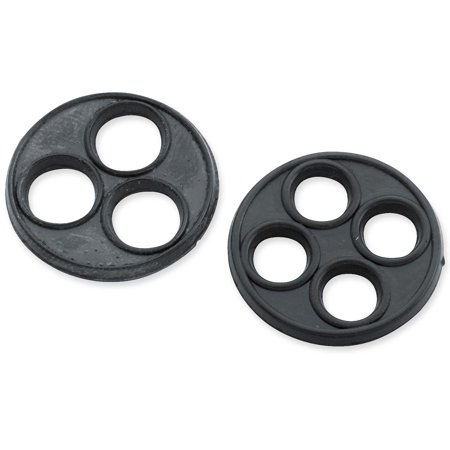 Bikers Choice Late Style Petcocks   Replacement Vavle Gasket 3-hole 11494