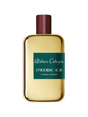 Atelier Cologne Emeraude Agar Cologne Absolue, Unisex Fragrance, 6.7 Oz