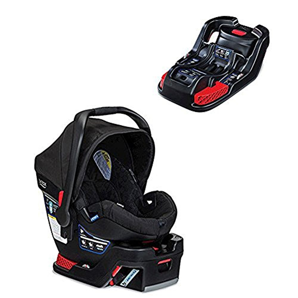 Britax B-Safe 35 With Extra Car Seat Base (Black)