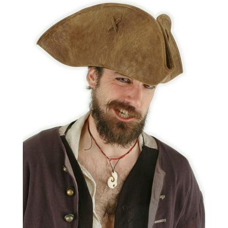 Jack Sparrow Hat (Pirates of the Caribbean - Jack Sparrow Adult)