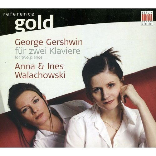 Gershwin For Two Pianos (Dig)