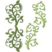 Spellbinders Shapeabilities Dies, Foliage Flourish