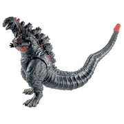 Godzilla Shin Toy Action Figure, 2021 Movie Series Movable Joints Soft Vinyl, Carry Bag