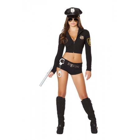 7PC Officer Hottie Costume - Scottie Hottie Costume