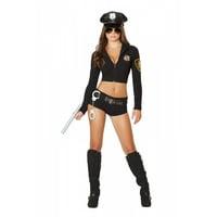 7PC Officer Hottie Costume