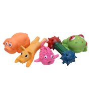 Jeffers Pip Squeaks Latex Toys, each (Assorted)