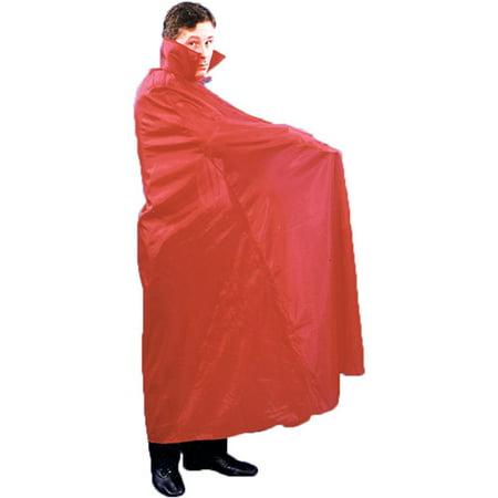 Floor Length Adult Halloween Cape Accessory (100 Floors Level 15 Halloween)