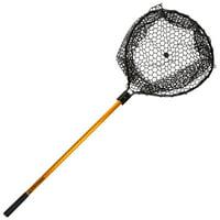 Wakeman Fishing Retractable Rubber Landing Net - 35 inch Handle