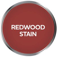 Glidden Redwood Stain Exterior 1-Gallon