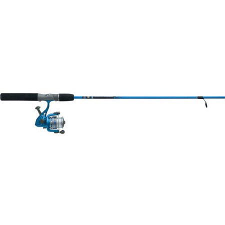 Zebco slingshot spin fishing combo medium 2 piece for Slingshot fishing pole