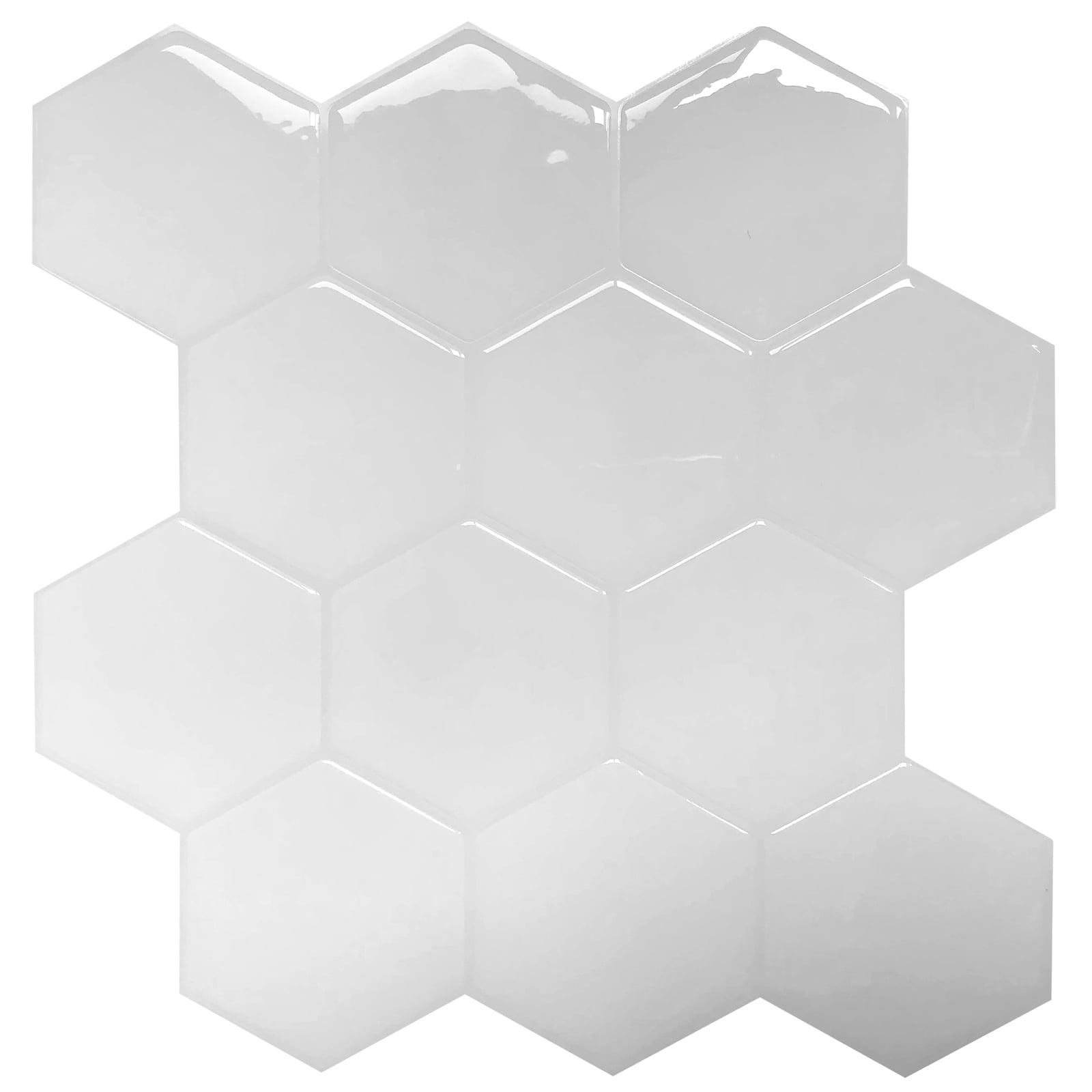 - 10 Sheets Peel And Stick Backsplash Tiles Self-adhesive Decorative Tiles -  Walmart.com - Walmart.com