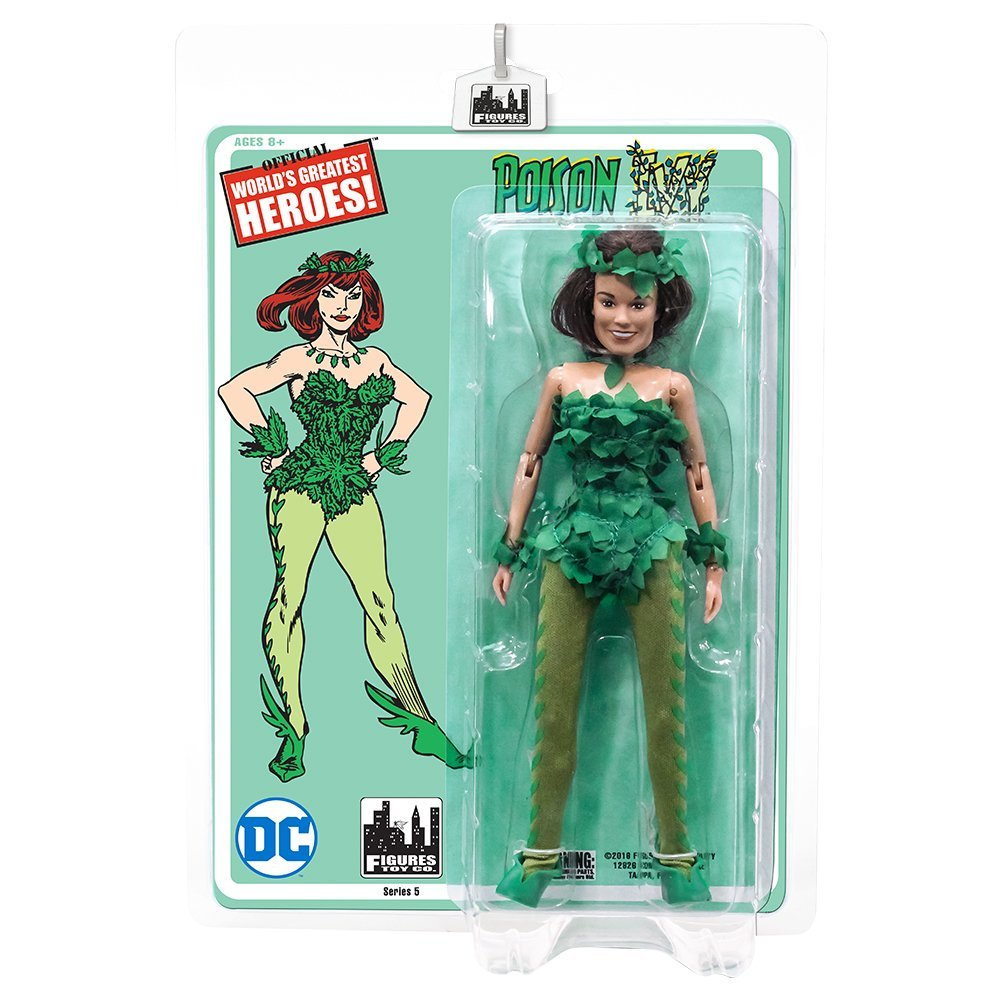 Batman Retro Action Figures Series 5: Poison Ivy
