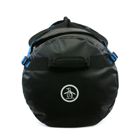 36bd9f09f32 Original Penguin Compass Water-Resistant 2-In-1 Large Duffel Backpack -  Walmart.com