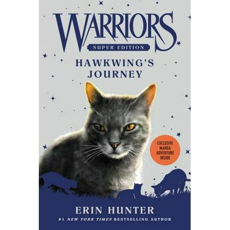 Warriors Super Edition: Hawkwing's Journey - Warrior Cats Halloween