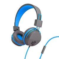 JLab Audio Neon On Ear Headphones with Universal Mic
