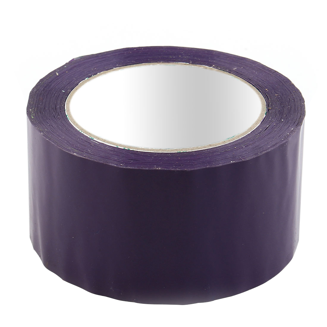 Shipping PVC Box Sealing Adhesive Tape Purple 2.4   x 98.4 Yards(295.3 Ft)