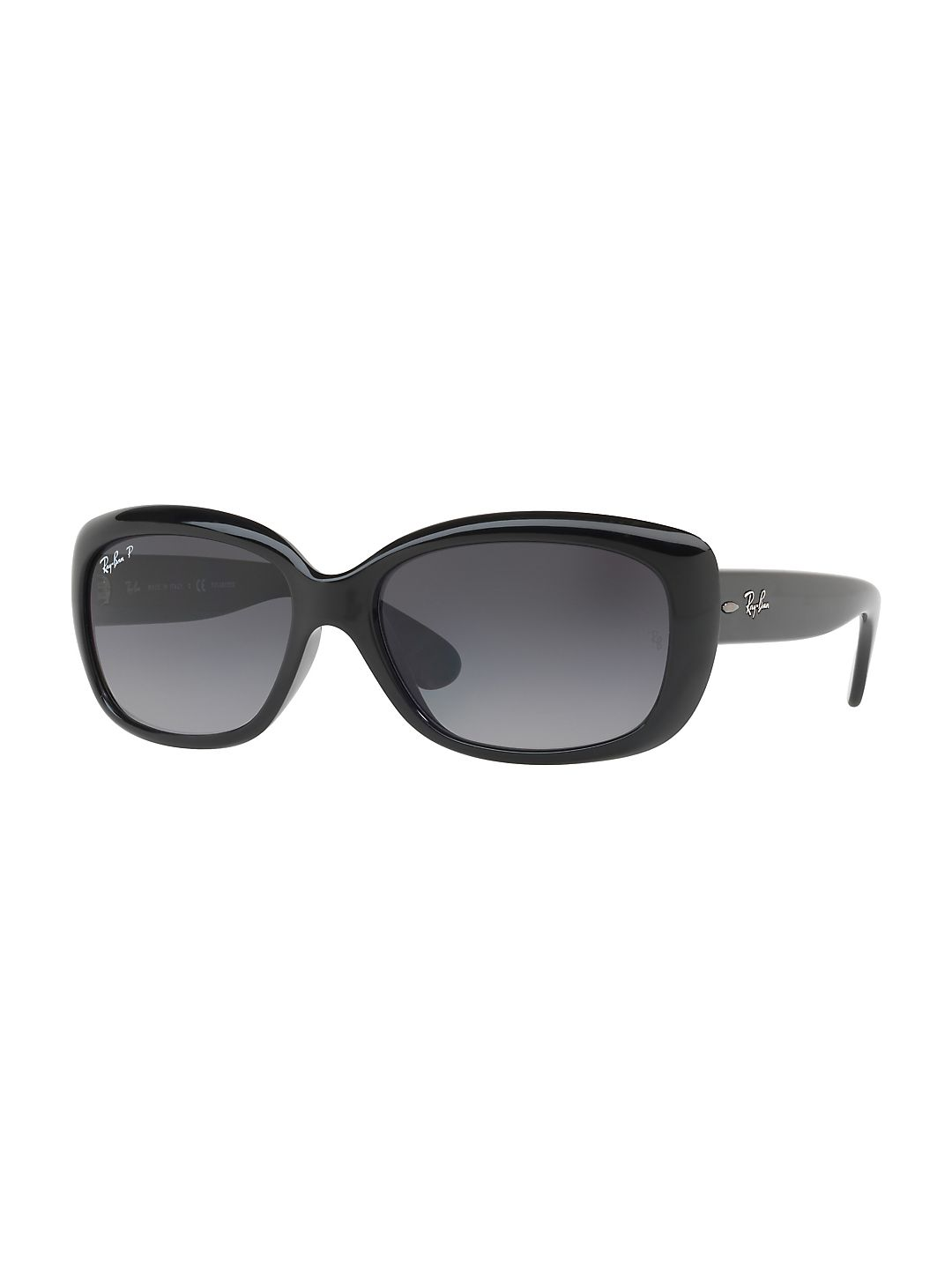 Ray-Ban Women's RB4101 Jackie Ohh Sunglasses, 58mm